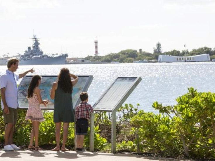 Pearl Harbor and USS Missouri Tour from Big I | Big Island Hawaii