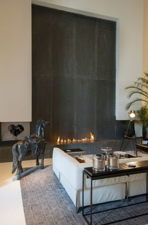 532 best Interiors Fireplaces images on Pinterest Fireplace