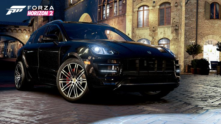 10 Porsche Models Added To Forza Horizon 2, Including Macan Turbo [w/Video]