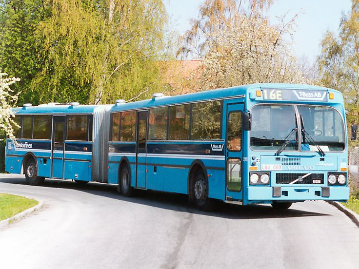 '1982-88 Ikarus 196 (Volvo В10М-55)