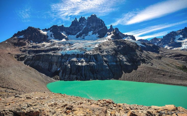 Cerro Castillo. XI Region. Chile