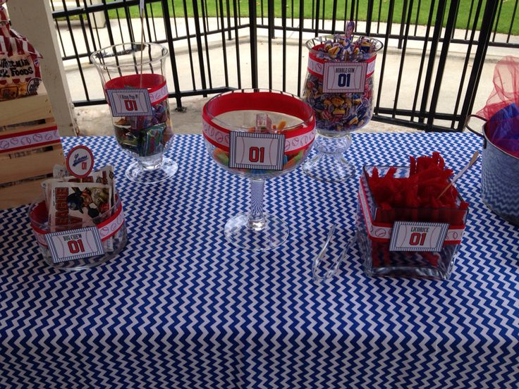 Kids Baseball Party Ideas