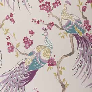 44 best hertex wall coverings images on pinterest for Papel pintado romantico