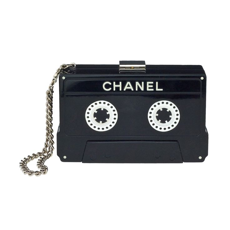 1stdibs - CHANEL CASSETTE TAPE CLUTCH explore items from 1,700  global dealers at 1stdibs.com