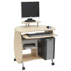 . Γραφείο Υπολογιστή Q-203 http://www.plaisio.gr/Furntiture/Office-Furniture/Computer-Desks/White-Box-Pc-Table-Q-203.htm #plaisio