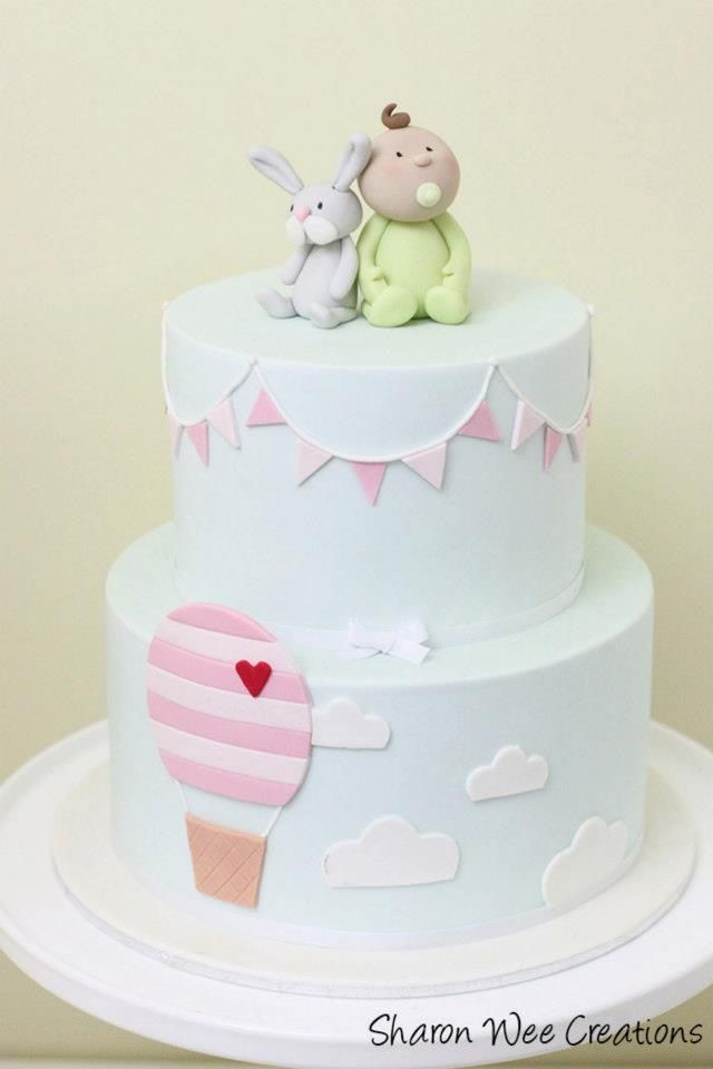 1682 best Baby Cakes images on Pinterest | Baby shower cakes, Cakes ...