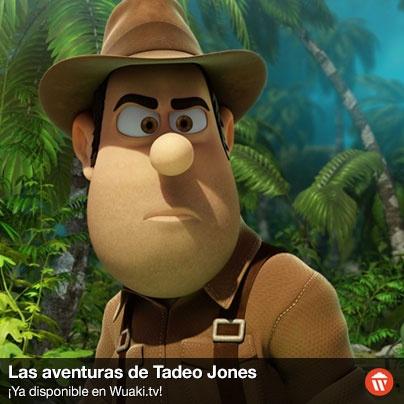 Tadeo es un patoso obrero de la construcción que quiere convertirse un famoso arqueólogo y con facilidad para meterse en líos. http://wktv.co/Whi05e