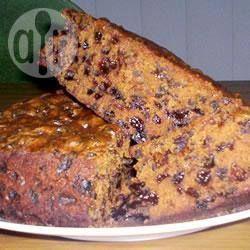 Recipe photo: Boiled fruit cake
