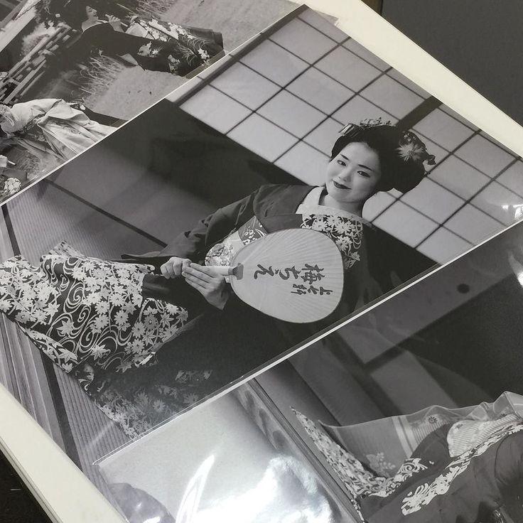Сдал новые работы на конкурс ждем-с :) #фото #фотоконкурс #конкурс #гейши #майко #Киото #Япония #чекаев #мидокоро