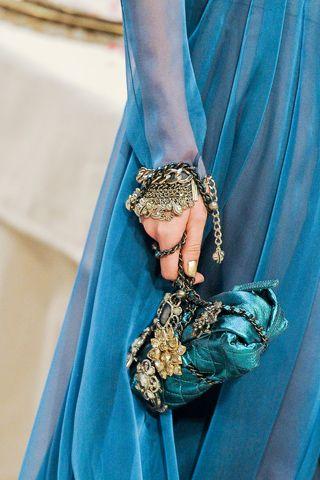 Chanel Pre-Autumn 2012 Accessories