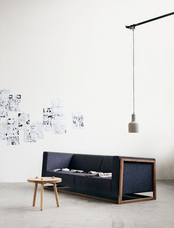 Curb sofa by SaysWho - http://sayswho.dk/project/curb/