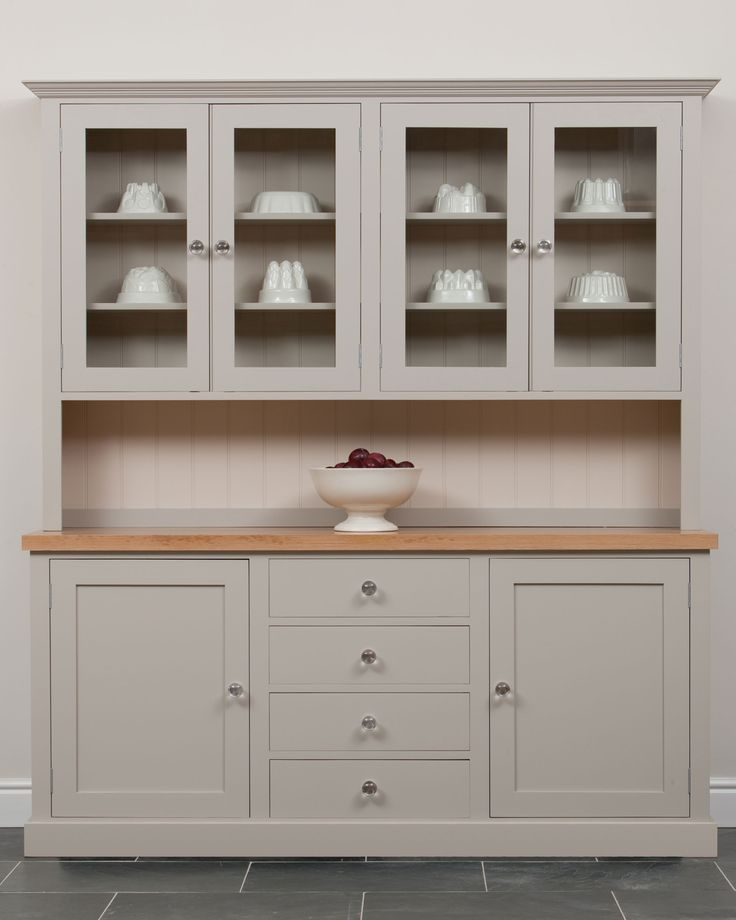 Painted Kitchen Dressers and Fine Free Standing Furniture from The Kitchen Dresser Company / Furniture - Kitchen Dressers - The Parsonage