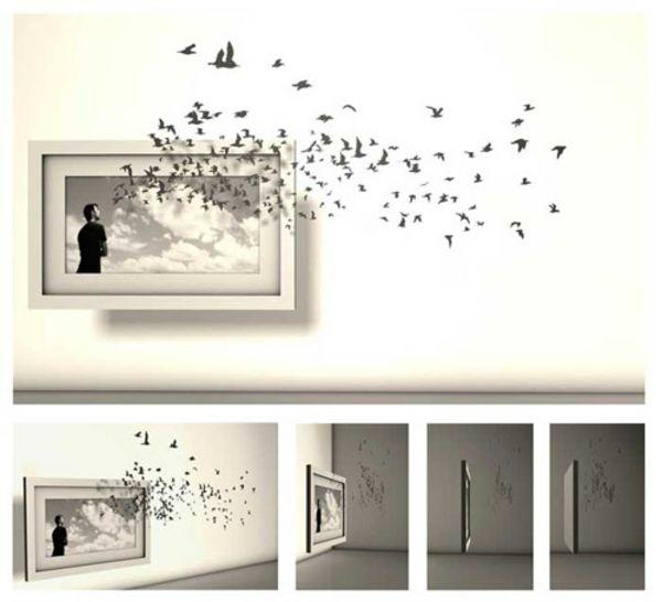 The 25+ best Wanddeko ideen ideas on Pinterest Bilderwand - wanddeko ideen