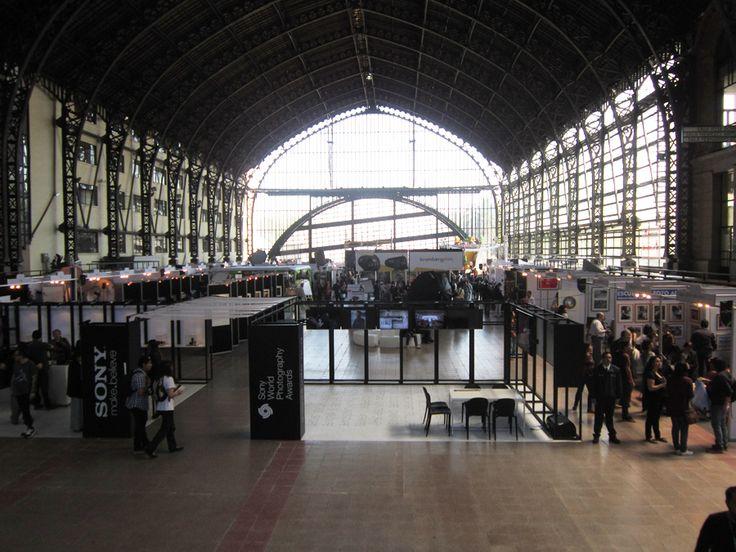 Estación Mapocho, Santiago Chile