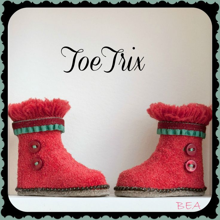 Funky, fun, and fashion in one boot