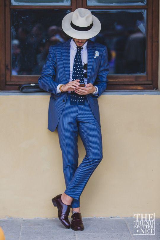 Pitti Uomo Street Style S/S 2016