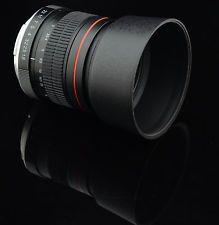 85mm f/1.8 lente de retrato para Canon EOS 5 6 D 7 50 D 70 4D de 60 D SL1 T5i T4i T3i T2i