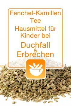 Fenchel-Kamillen Tee