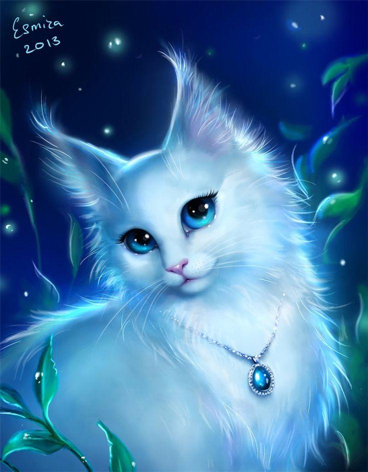 Картинки кошек на аватар