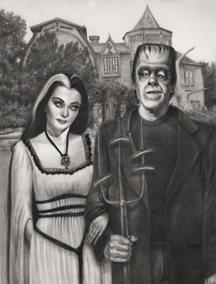 The Munsters, American Gothic                                                                                                                                                                                 More