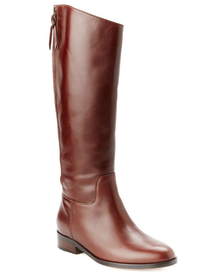 Beautiful tall boots.