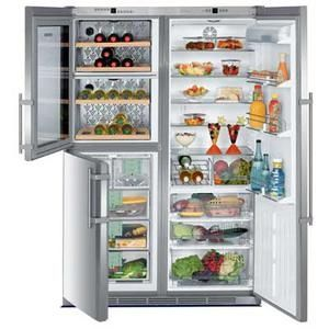 Use the refrigerator wisely. Don't open the door more than is necessary and don't leave it open one second more than you need to. The refrigerator works to keep the air cool inside and any time the door is open, the cool air flows out.