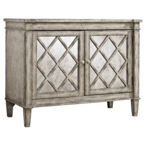 hooker furniture melange villa blanca chest to create its charm the hooker furniture - Hooker Furniture Outlet