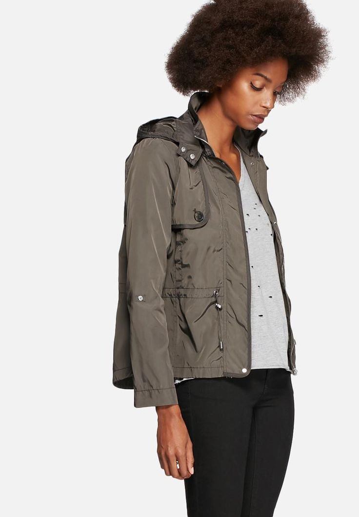 Nivas Short Jacket - Beluga Vero Moda Jackets   Superbalist.com