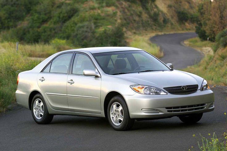 2002-06 Toyota Camry