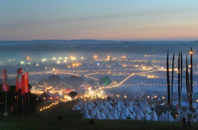Glastonbury Festival | Hannah and The Blog