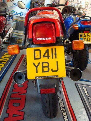 Honda XBR 500 G | eBay