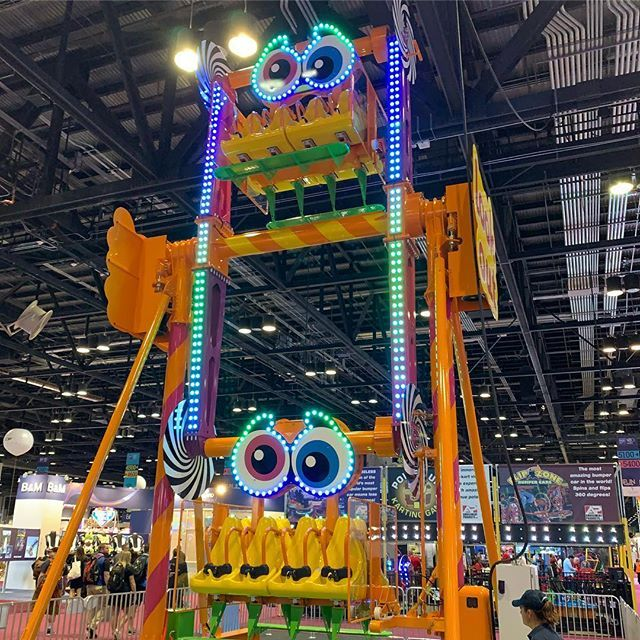 IAAPA re-cap video posted to our #YouTube Channel! Had so much fun