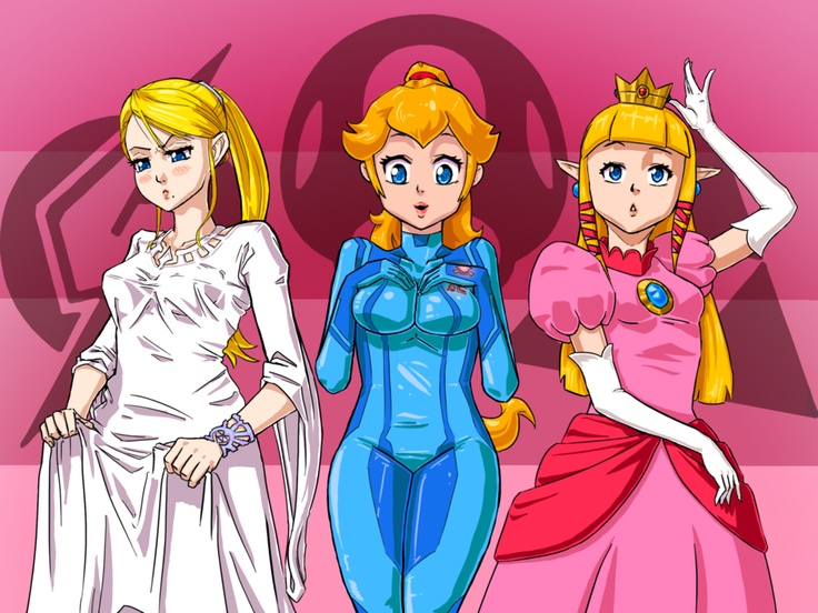 Zelda vs samus