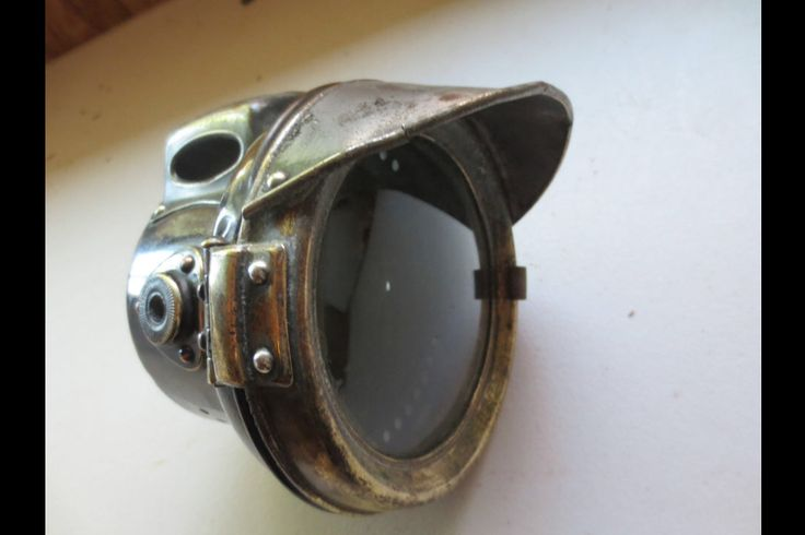 Carbide Car Headlights : Vintage carbide headlight honda cb pinterest
