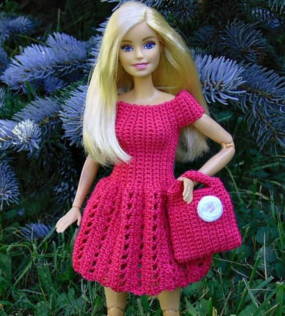 Barbie dress barbie clothes barbie outfit barbie clothing