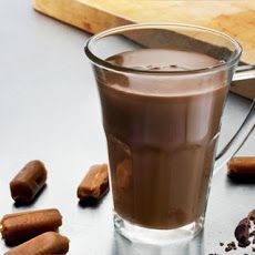 Caramel Hot Chocolate Recipe Recipe Beverages with whole milk, heavy cream, milk chocolate, caramel sauce