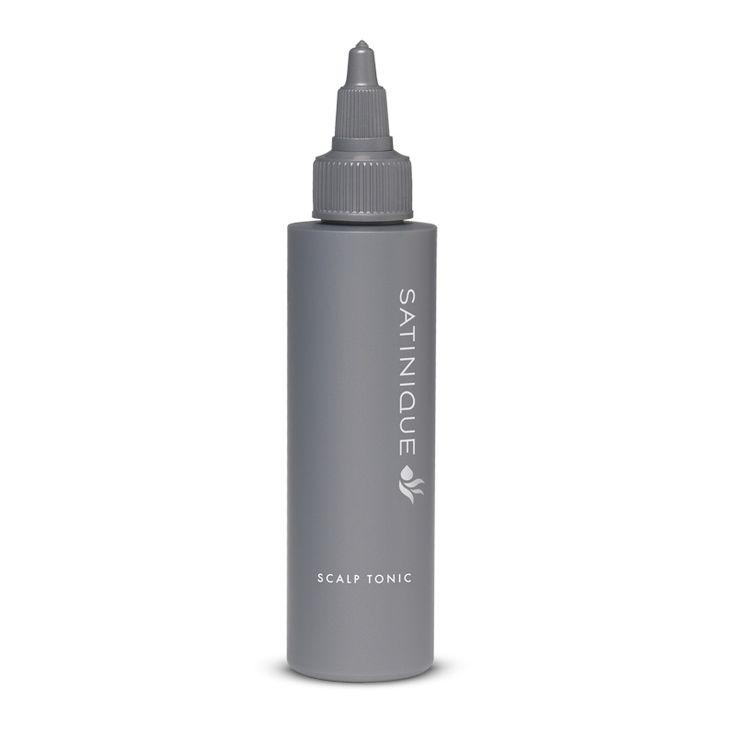 110686 SATINIQUE™ Kopfhaut-Tonikum.      Für alle Haartypen geeignet, insbesondere für brüchiges, feines oder dünner werdendes Haar.     Zeichnet sich durch den patentierten Kopfhaut-Revitalisierungskomplex, die pflanzliche Mischung von Shiso-Extrakt, Sägepalme, Süßholzwurzel und grünem Rooibos-Extrakt aus. -> http://www.amway.de/unsere-marken/satinique