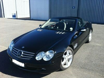 2005 Mercedes Benz SL600 5.5L V12 Kompressor  #VCI #vintagecars #classiccars