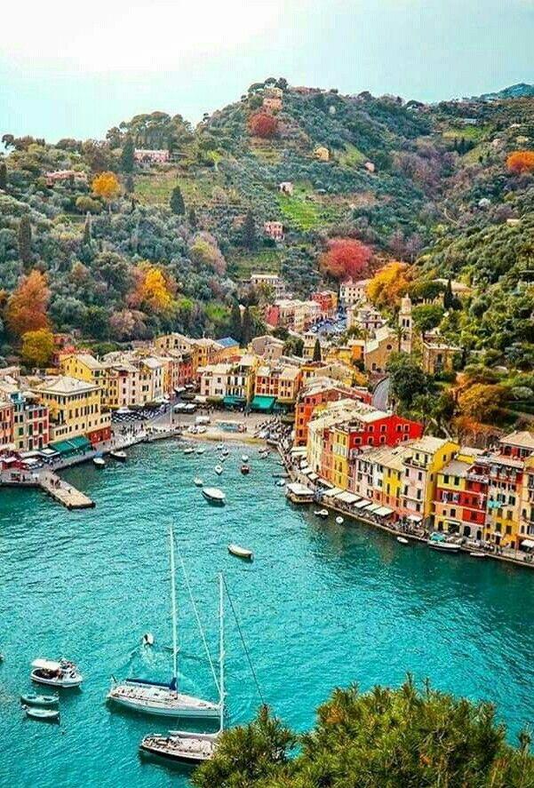 Portofino, Italia | Italy travel, Italy vacation, Italy