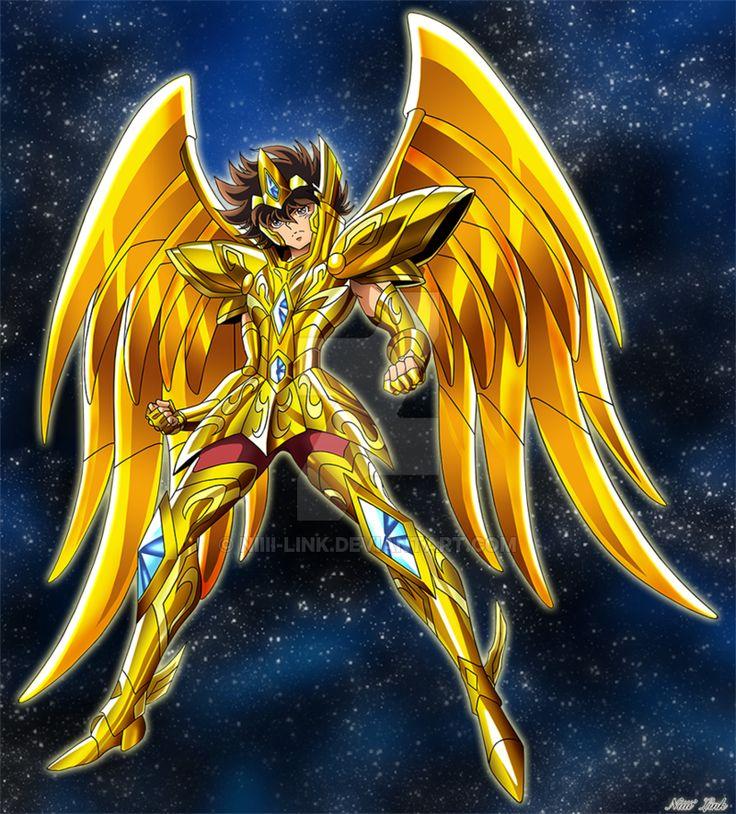 Saint Seiya Omega - Seiya