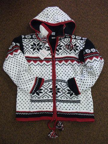 Heavy Knit Sweater – Real Wool Shop
