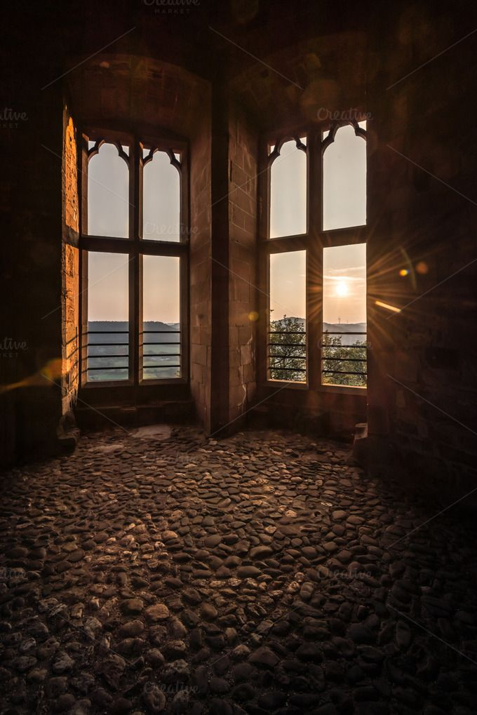 Check out Medieval windows by Screeny's Photo Bucket on Creative Market