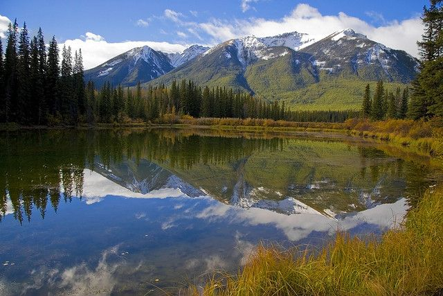 世界遺産 カナディアン・ロッキー山脈自然公園群の画像 カナディアン・ロッキー山脈自然公園群の絶景写真画像 カナダ