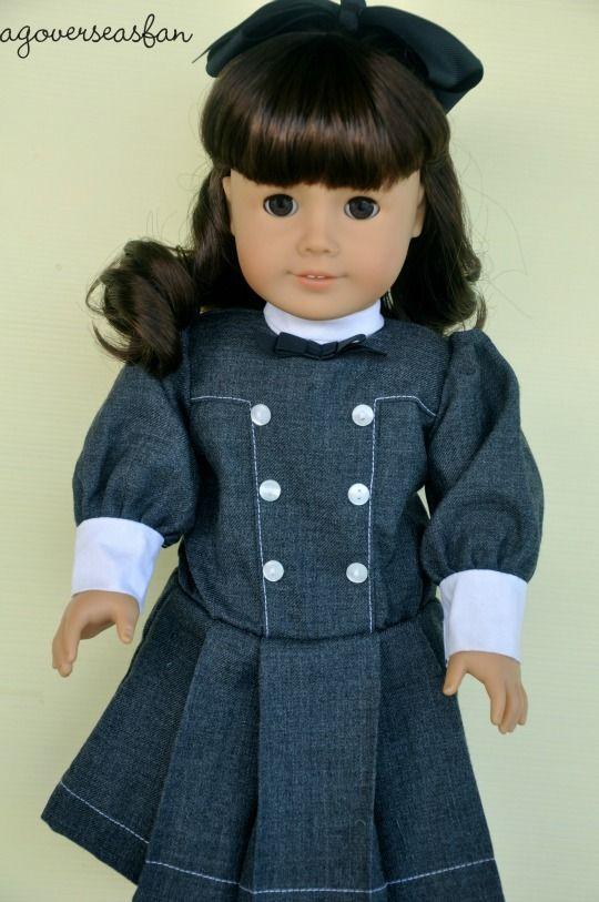 American Girl Samantha
