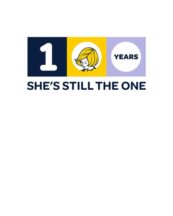 115 Best Anniversary Logos & Taglines Images On Pinterest