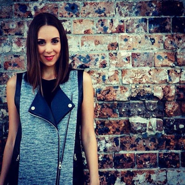 Fashion Blogger- Marina De Giovanni looking great in Saxony.