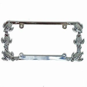 sea turtle license plate frame stock 96 03 amazoncom