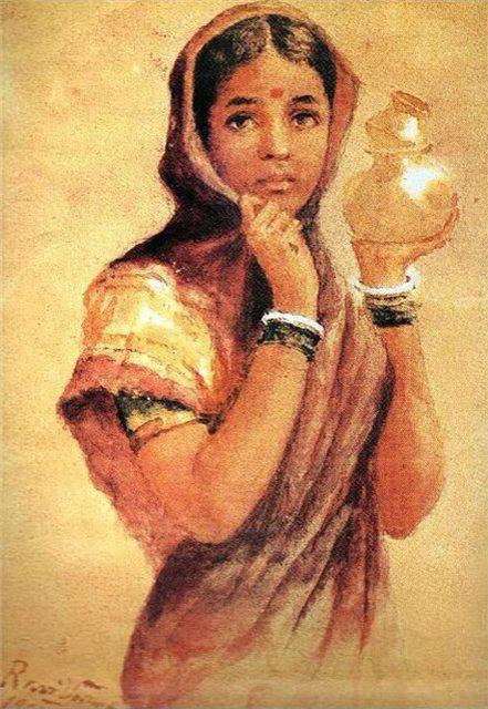 Artist: Raja Ravi Varma