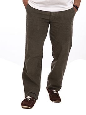Flaunt the best of fashion with Color Plus range of casual trousers. This Corduroy jean is crafted from very good quality soft fabric which gives a smooth feel when worn. This pair of jeans is designed with slant pockets on either side at the front and two welt pockets at the back with buttons. These trousers are woven from 14 Wales Corduroy Tf and give a comfortable touch when worn. These stretchable pair of trousers is designed with a zippered fly and button closure which enhances the look…