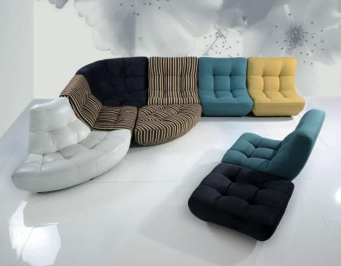 Best 20 modular sofa ideas on pinterest - Sofas por modulos ...